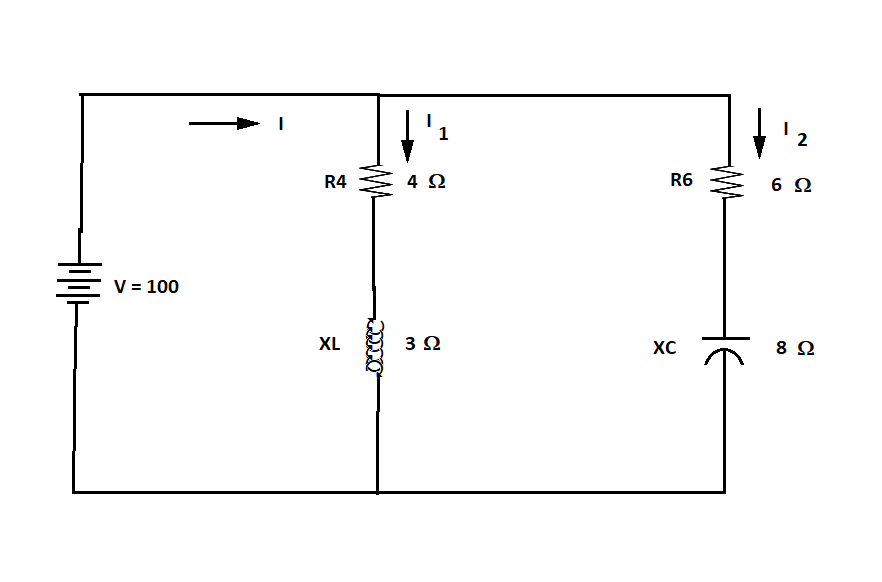 admittance and impedance calculator