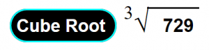 CubeRoot